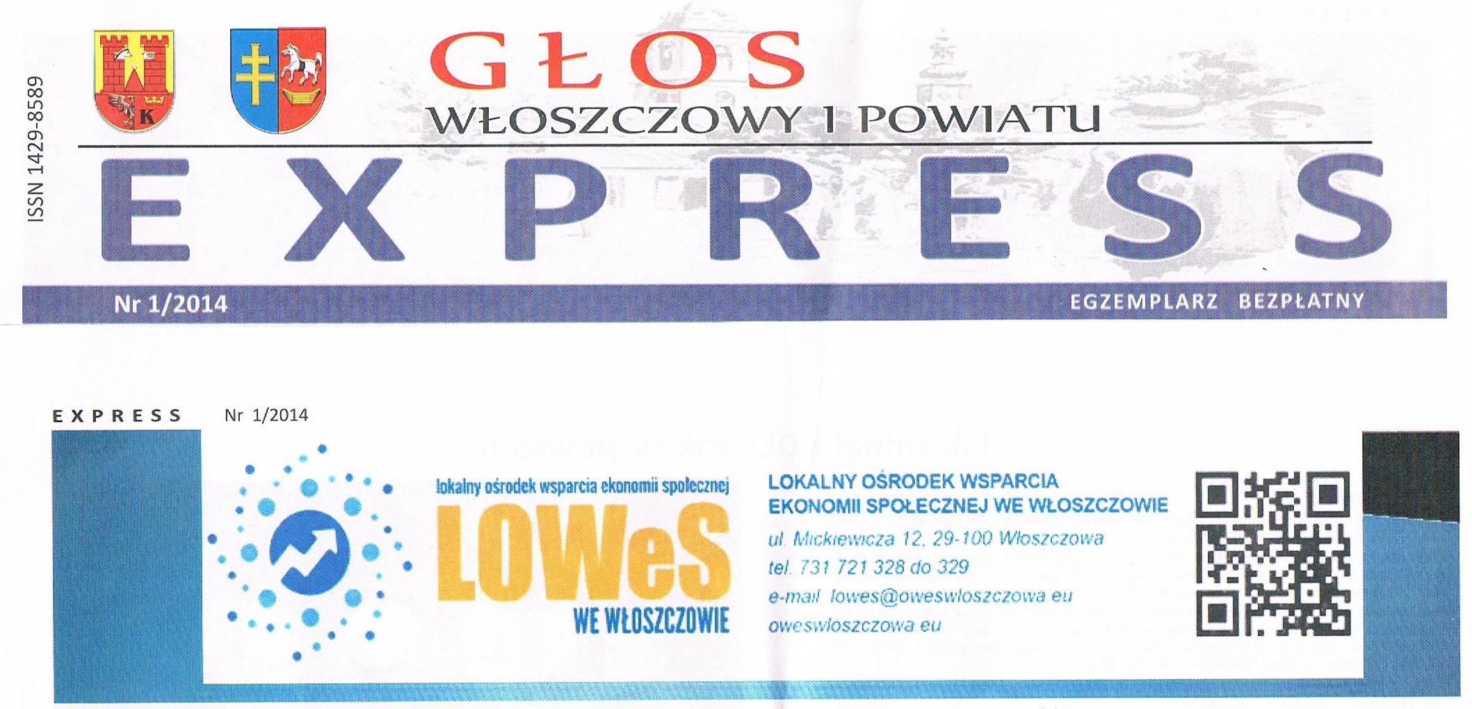 express tytuł 001
