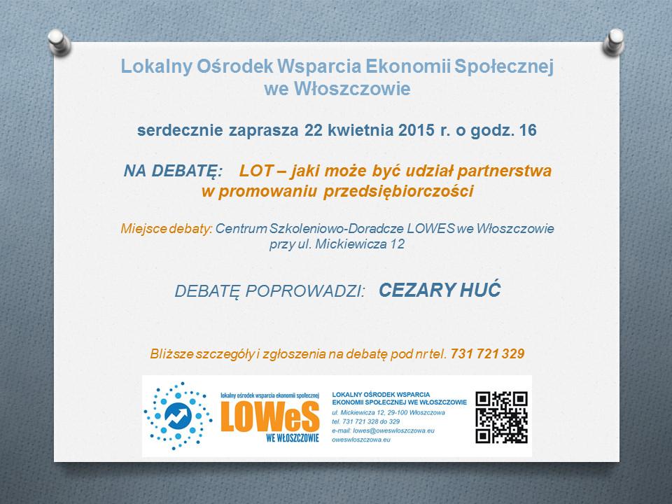 debata 22 kwietnia 2015 -2